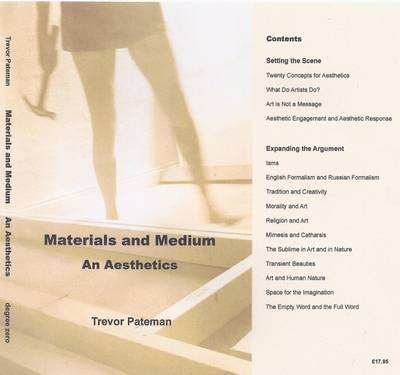 Materials and Medium: An Aesthetics (Hardback)