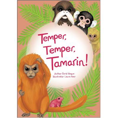 Temper, Temper Tamarin (Paperback)
