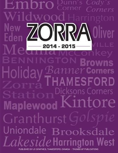 Zorra 2014-2015 (Paperback)