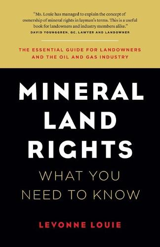 Mineral Land Rights: What You Need to Know (Paperback)