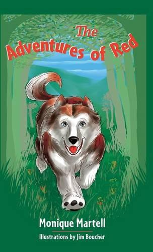 The Adventures of Red (Hardback)