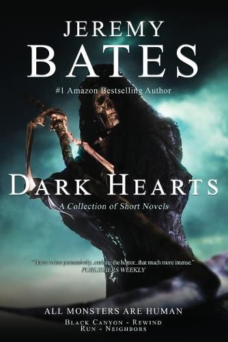 Dark Hearts: A Collection of Four Novellas (Paperback)