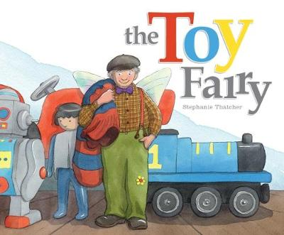 The Toy Fairy (Paperback)
