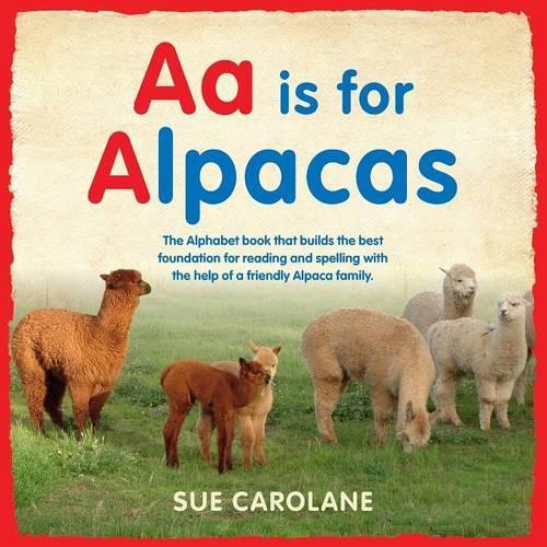 AA Is for Alpacas (Paperback)