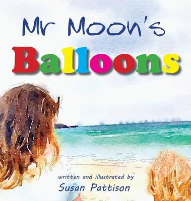 MR Moon's Balloons (Paperback)