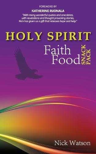 Holy Spirit Faith Food Snack Pack (Paperback)