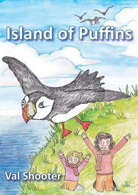 Island of Puffins (Paperback)