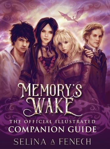 Memory's Wake - The Official Illustrated Companion Guide (Hardback)
