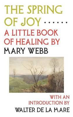 The Spring of Joy: A Little Book of Healing (Paperback)