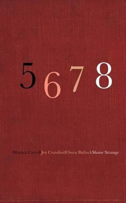 5 6 7 8 (Paperback)