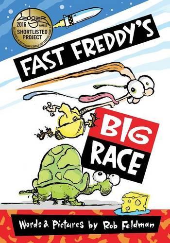 Fast Freddy's Big Race (Paperback)
