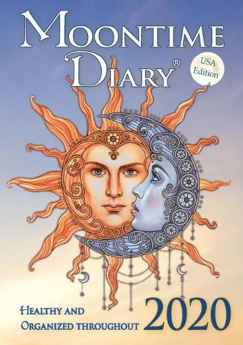 Moontime Diary 2020 USA 1 Edition (Paperback)