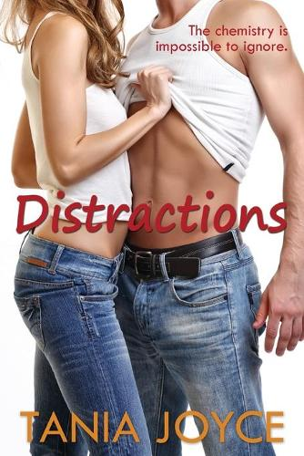 Distractions: A New Adult College Romance (Paperback)