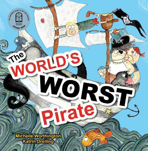 The World's Worst Pirate (Hardback)
