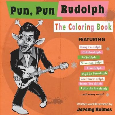 Pun, Pun Rudolph (Paperback)