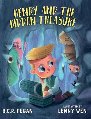 Henry and the Hidden Treasure (Hardback)