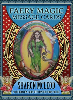 Faery Magic Message Cards: 70 Affirmation Cards with Instructions for Use
