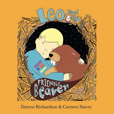 Leo and the Friendly Beaver (Paperback)