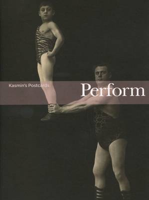 Kasmin's Postcards - Perform (Paperback)