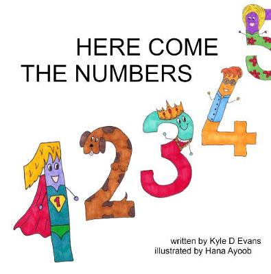 Here Come the Numbers (Paperback)