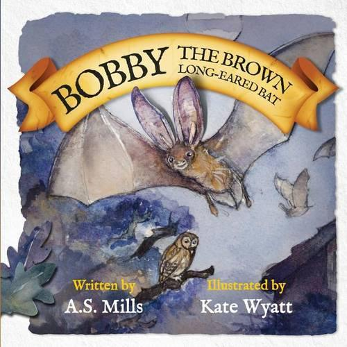 Bobby the Brown Long-Eared Bat (Paperback)