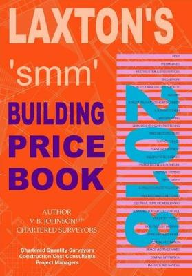 Laxton's SMM Building Price Book 2018 (Paperback)