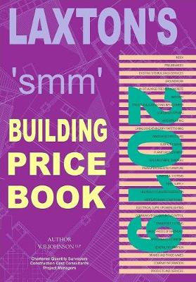 Laxton's SMM Building Price Book 2019 (Paperback)