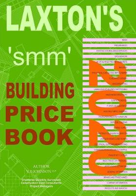 Laxton's SMM Building Price Book 2020 (Paperback)