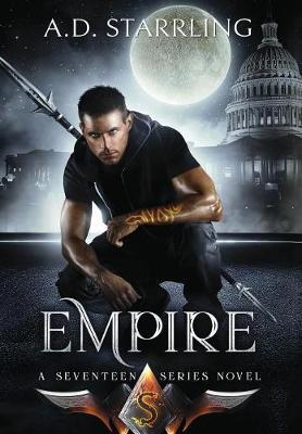 Empire - Seventeen Series Novel 3 (Hardback)