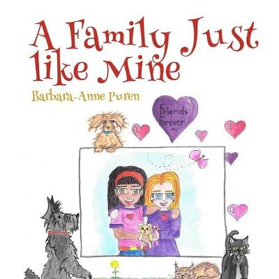 A Family Just Like Mine 2018 (Paperback)