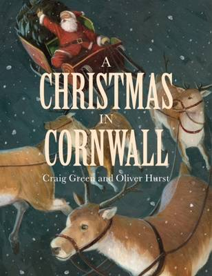 A Christmas in Cornwall (Hardback)