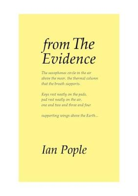From the Evidence (Paperback)