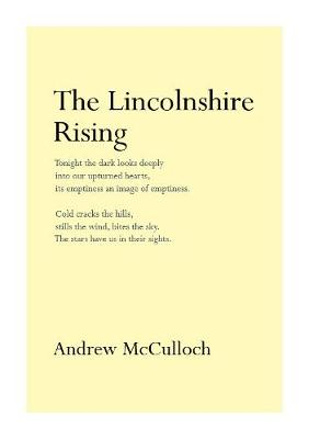 The Lincolnshire Rising (Paperback)