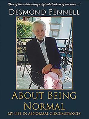 About Being Normal: My Life in Abnormal Circumstances (Paperback)