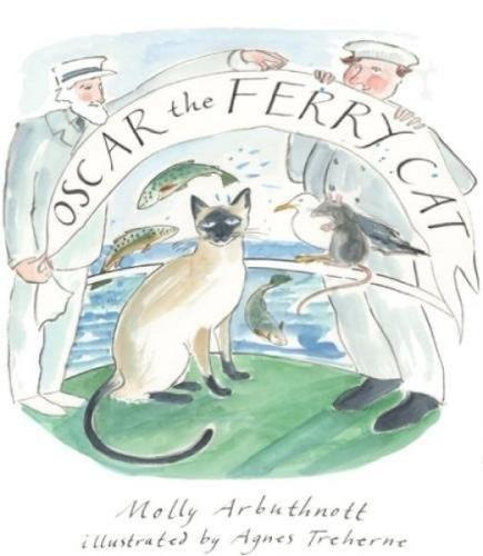 Oscar the Ferry Cat