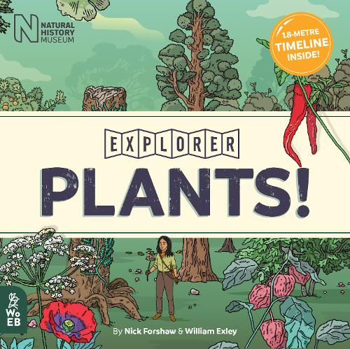 Plants! - What on Earth Explorer (Hardback)
