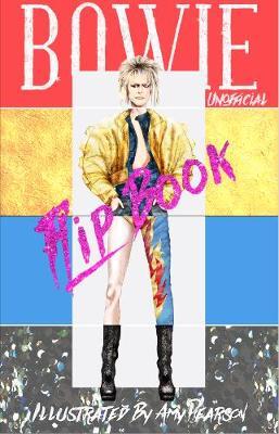 Bowie Flip Book (Hardback)