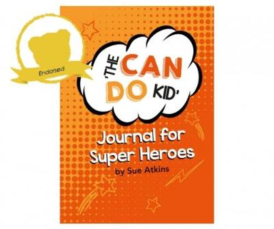 The Can Do Kid Journal for Super Heroes (Paperback)