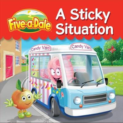 A Sticky Situation - Five-a-Dale 2 (Paperback)