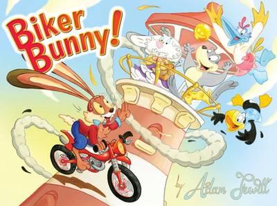 Biker Bunny! (Paperback)