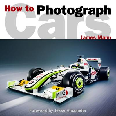 How to Photograph Cars (Paperback)