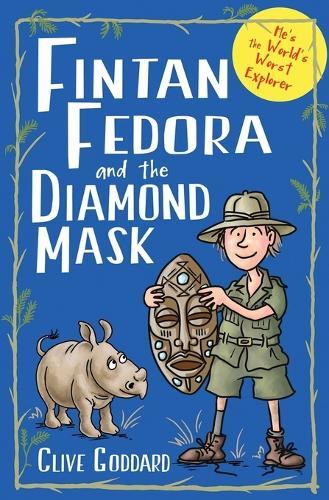 Fintan Fedora and the Diamond Mask - Fintan Fedora 3 (Paperback)
