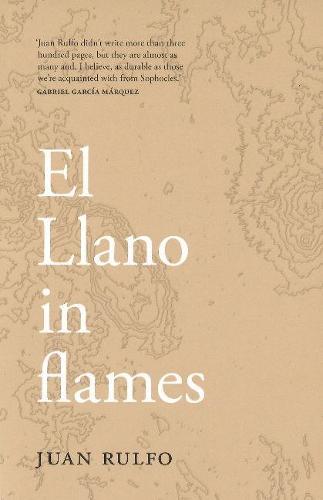 El Llano in flames (Paperback)