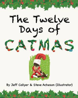 The 12 Days of Catmas: A Christmas Tale with Percy the Cat (Paperback)