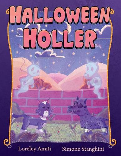 Halloween Holler: Picture Book for Children 3+ (Paperback)