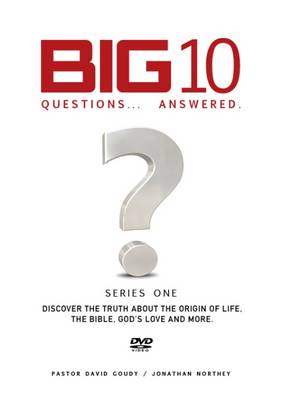 Big10: Questions... Answered - Big10 Series 1 (DVD video)