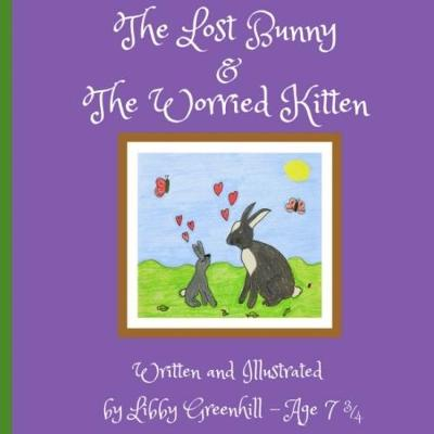 The Lost Bunny and the Worried Kitten 2017 (Paperback)