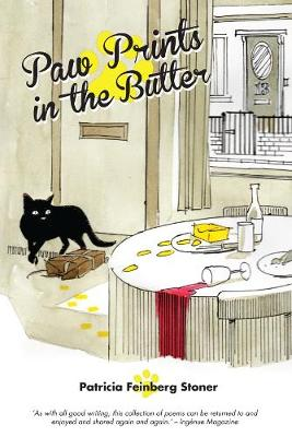 Paw Prints in the Butter: Comical verses for cat lovers (Paperback)