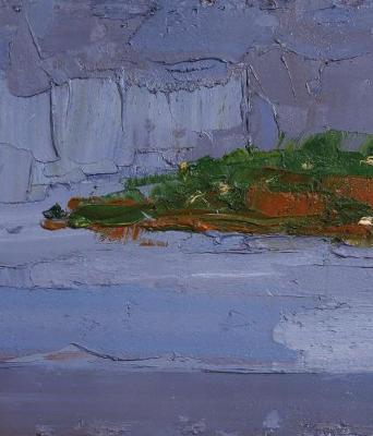 """George Rowlett : """"Paintings from Paestum and Walmer"""" 2017: Art Space Gallery Exhibition (Paperback)"""