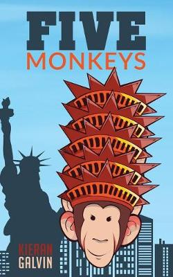 Five Monkeys: Gender Bending Suspense & Satire (Paperback)